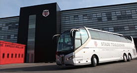 Le bus officiel
